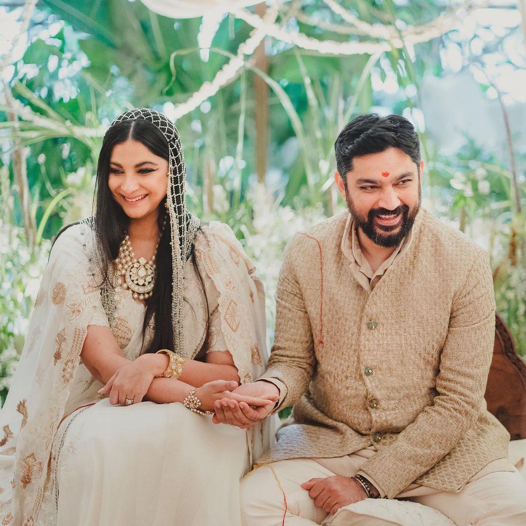 Rhea Kapoor's Wedding With Karan Boolani