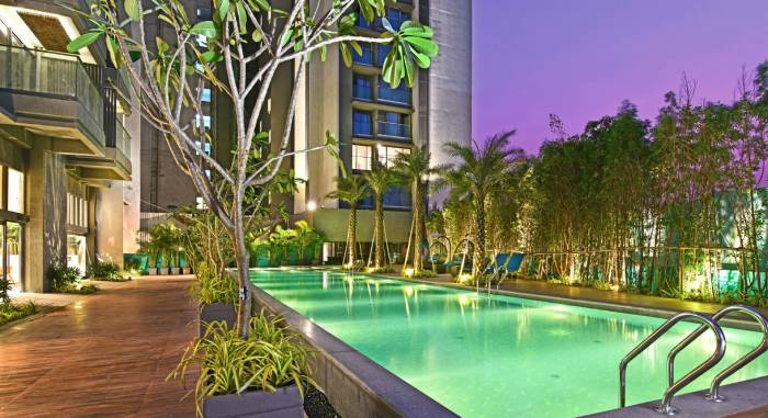 Tiger Shroff Apartment Photo