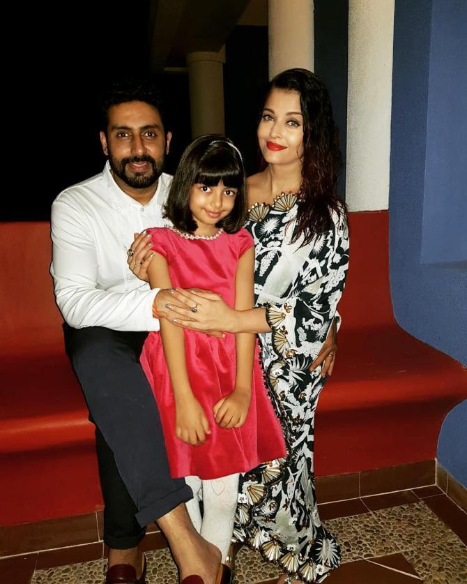 Aishwarya Rai DUGHTER