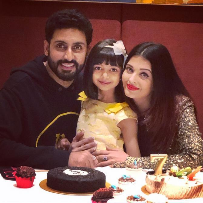 Aishwarya Rai daughter Aaradhya Bachchan Birthday