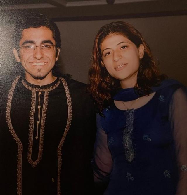 ayushmann khurrana and tahira kashyap throwback photo