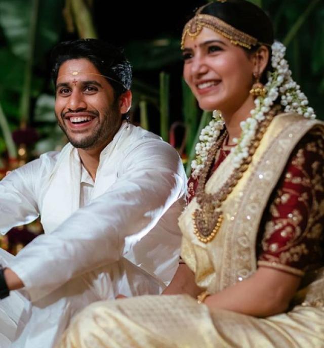 samantha akkineni and naga chaitanya