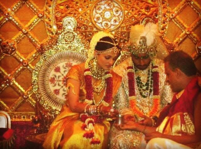 Abhishek Bachchan-Aishwarya Rai Marriage