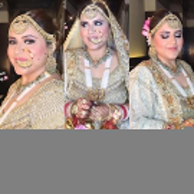 The Bride Dhriti