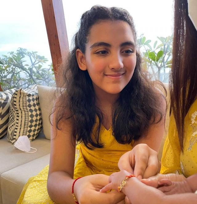 Dia Mirza' Step Daughter Samara