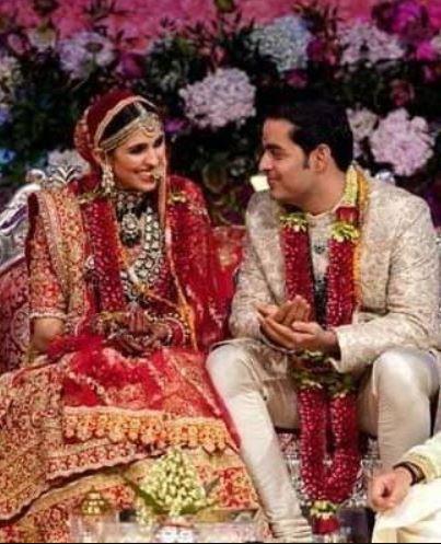 Akash Ambani's Marriage With Shloka