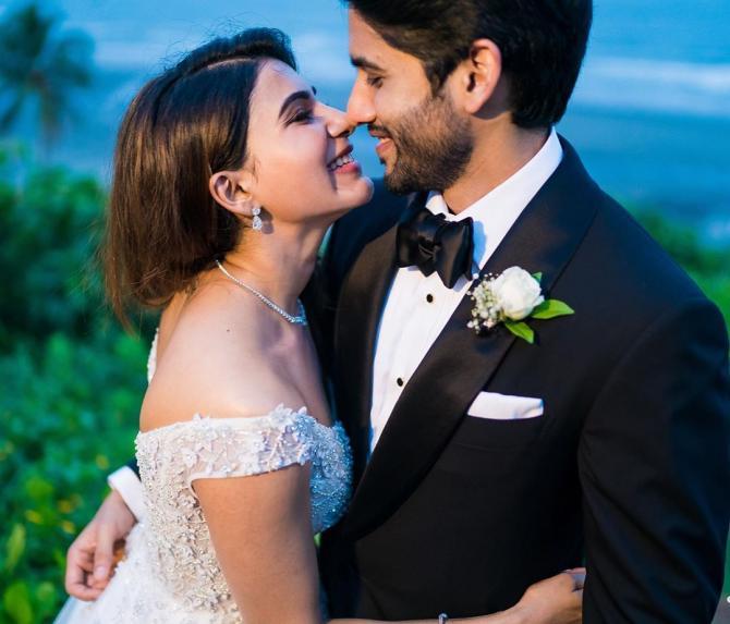 Samantha Akkineni husband
