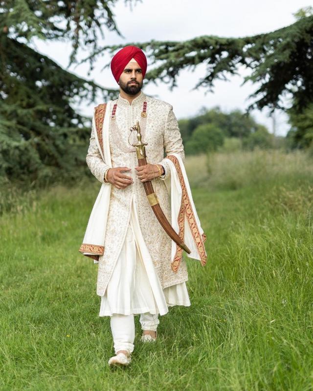 The Sikh Groom