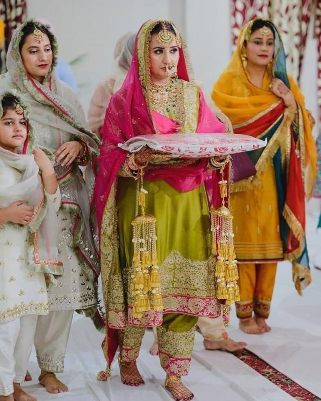 punjabi bridal