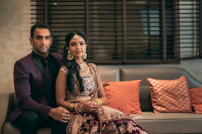 Pooja Banerjee husband