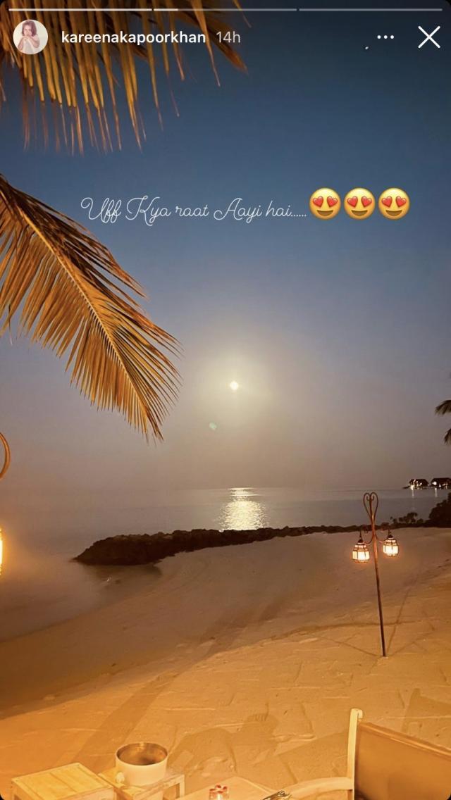 kareena kapoor khan maldives vacation