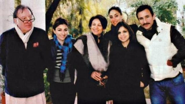 mansoor ali khan family