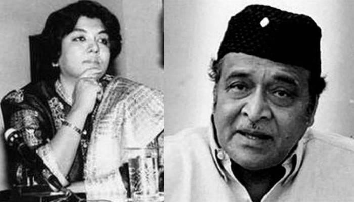 Kalpana Lajmi And Bhupen Hazarika