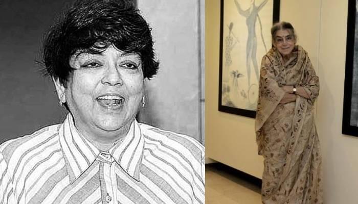 Kalpana Lajmi And Her Mother Lalitha Lajmi