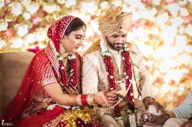 disha wedding photos