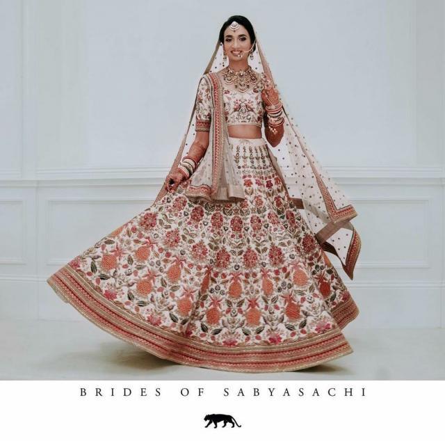 Bride of Sabyasachi