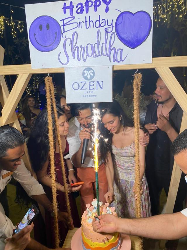 rohan Shrestha and shraddha