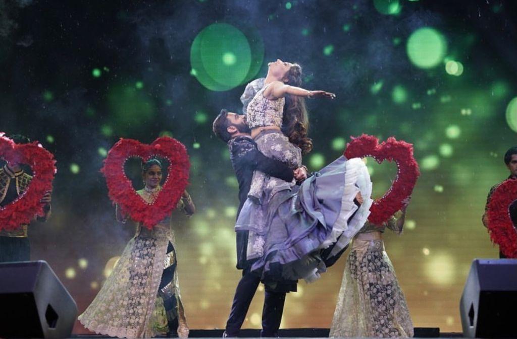 Bride-Groom Sangeet