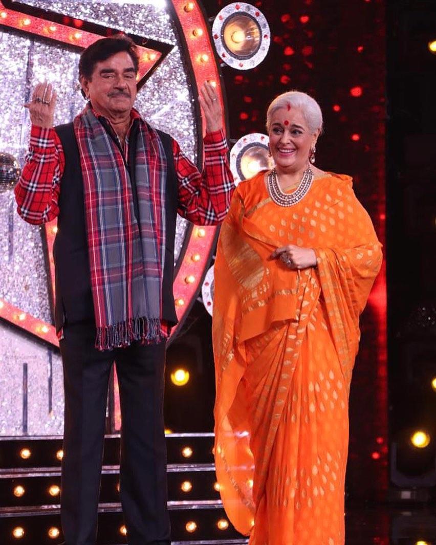 Shatrughn Sinha And Amitabh Bachchan