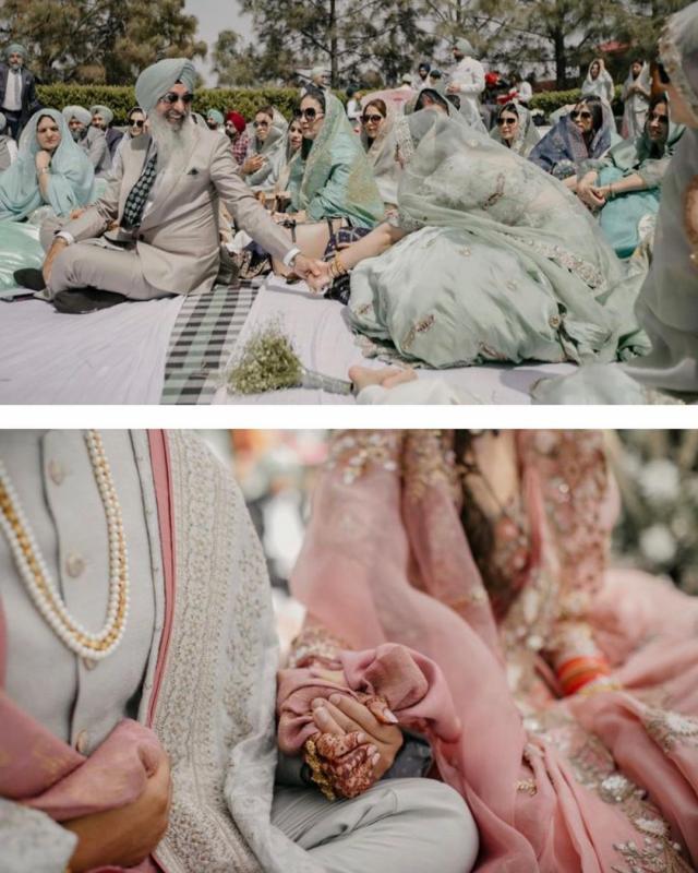 The Bride's Wedding