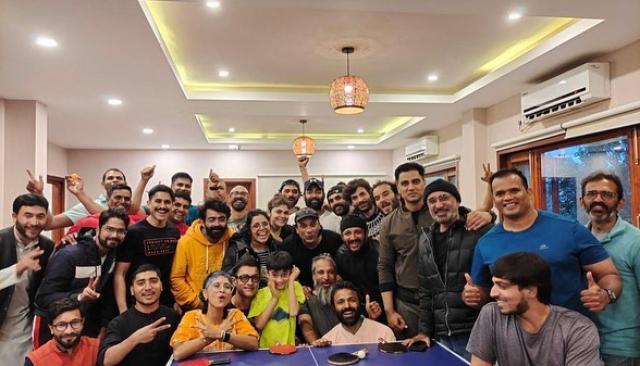 Aamir Khan's Film Laal Singh Chadha's Cast Team