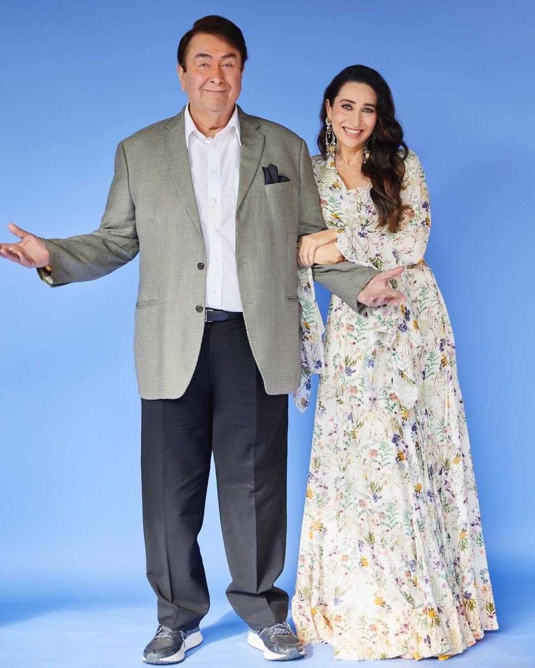 Randhir And Karishma