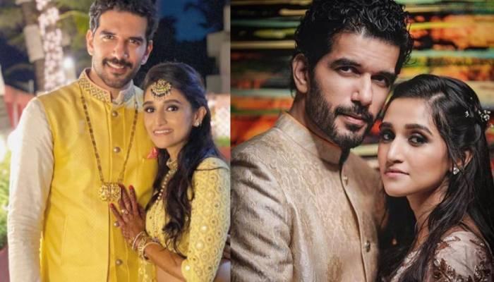 एक्टर ताहिर शब्बीर ने अक्षिता गांधी से रचाई शादी, फोटो शेयर कर फैंस को दिया सरप्राइज