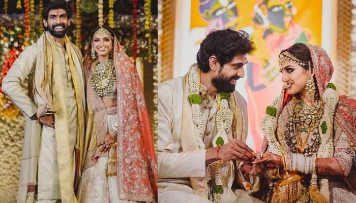राणा डग्गुबती ने बताई मिहिका संग अपनी प्रेम कहानी, जाने कैसे हुई थी दोनों की मुलाकात