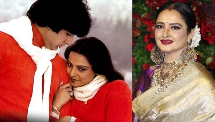 जब रेखा सिंदूर लगाकर पहुंची थी 'महफिल' में, तो लोगों को लगा कि एक्ट्रेस ने कर ली है बिगबी से शादी!