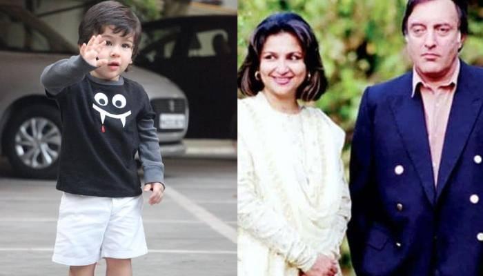 अपने दादा के नक्शेकदम पर चले तैमूर अली खान, करीना ने शेयर की प्यारी फोटो