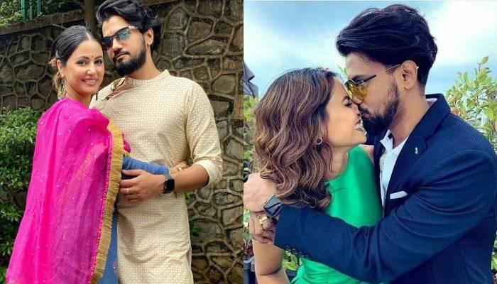 बॉयफ्रेंड रॉकी को आ रही है हिना खान की याद, फोटो शेयर कर लिखी ये दर्दभरी शायरी