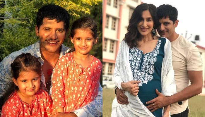 करणवीर बोहरा की जुड़वा बेटियां अपनी मम्मी के बेबी बंप पर करती हैं किस, एक्टर ने बताई डिलीवरी डेट