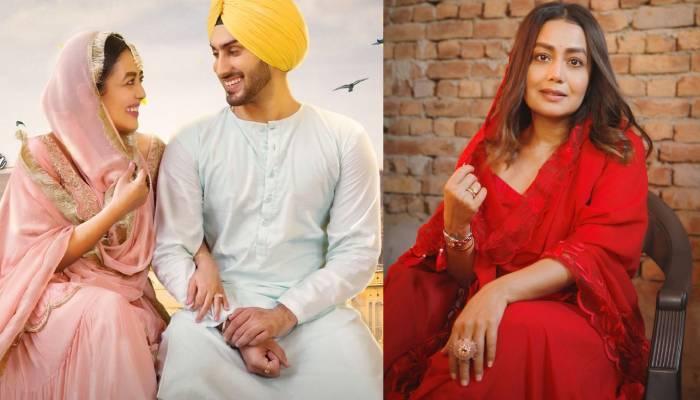 ससुराल और मायके में कैसे रहेंगी नेहा कक्कड़, सिंगर ने फोटो शेयर कर दिखाई झलक