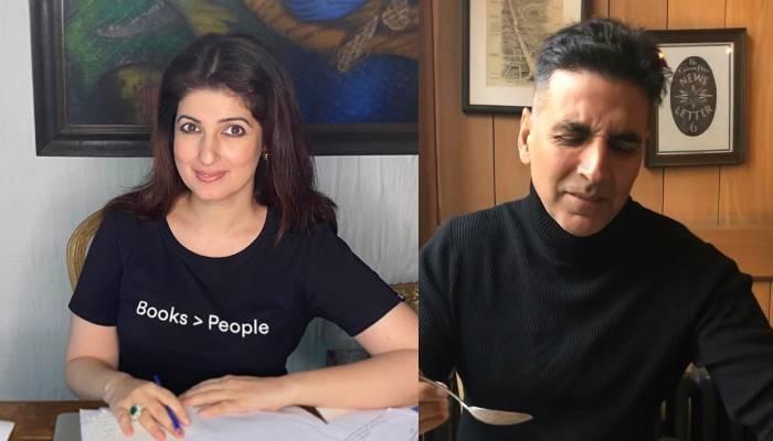 सुपरस्टार अक्षय कुमार की पत्नी ट्विंकल खन्ना ने कहा- 'शादी के 1 साल बाद बदल जाते हैं पति'