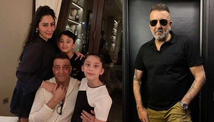 बच्चों के बर्थडे पर पिता संजय दत्त ने दिया नायाब तोहफा, हुए कैंसरमुक्त