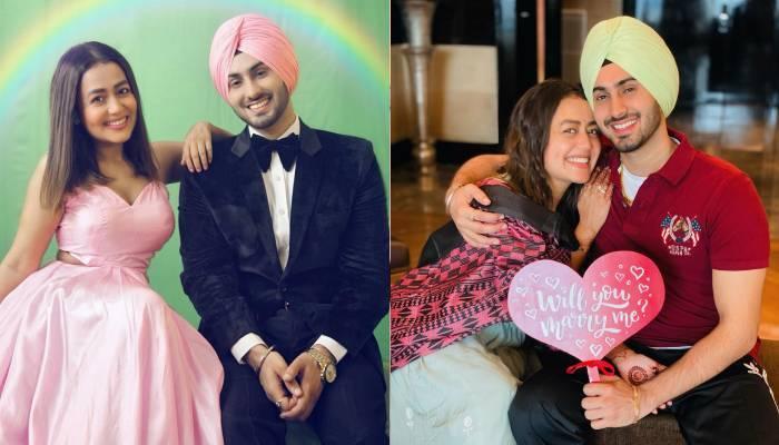 रोहनप्रीत ने शादी से पहले नेहा कक्कड़ को दिया ये वचन, फोटोज शेयर कर कही दिल की बात