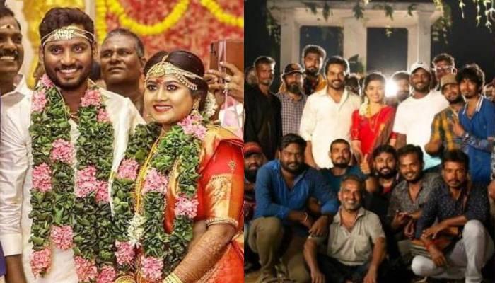 रश्मिका मंदाना की फिल्म 'सुल्तान' के डायरेक्टर बक्कीराज ने चेन्नई में रचाई शादी, तस्वीरें आईं सामने