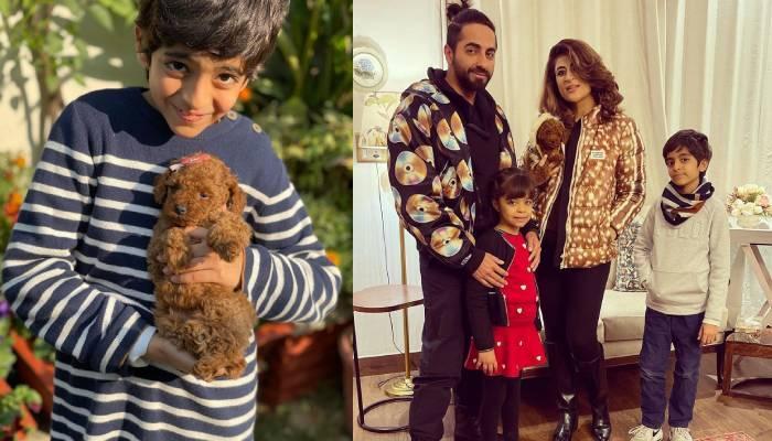 आयुष्मान खुराना और ताहिरा कश्यप ने बेटे विराजवीर को विश किया बर्थडे, फोटो शेयर कर लिखा खास मैसेज
