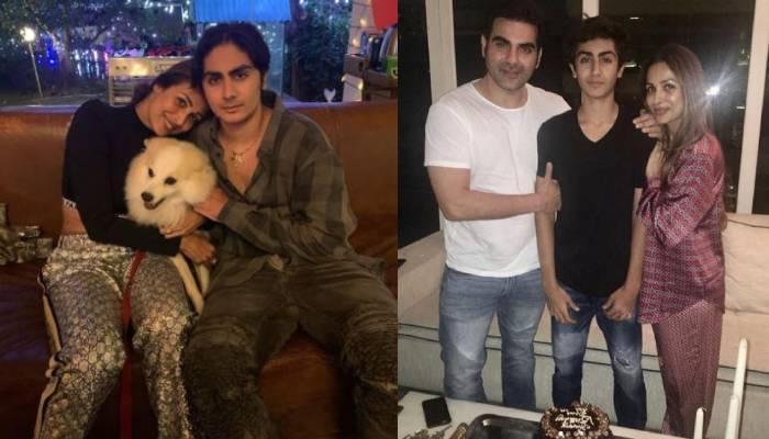 बेटे अरहान के बर्थडे पर मलाइका अरोड़ा ने शेयर किया वीडियो, अरबाज खान भी दिखे साथ