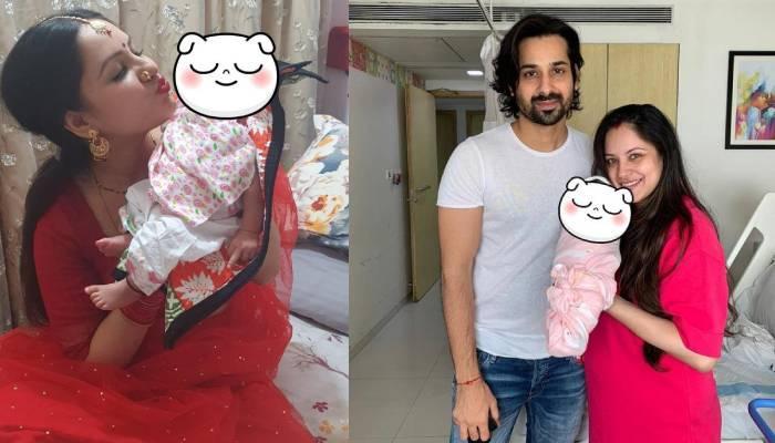 बेटे के एक महीने पूरे होने पर पूजा बनर्जी और कुणाल वर्मा ने शेयर की सेलिब्रेशन की तस्वीरें