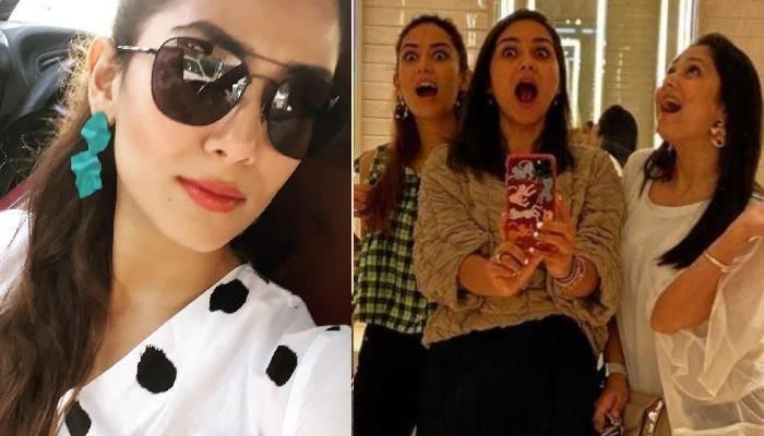 मीरा राजपूत ने बहन नूर और प्रिया के साथ शेयर की प्यारी तस्वीर, हर लड़की कर पाएगी रिलेट