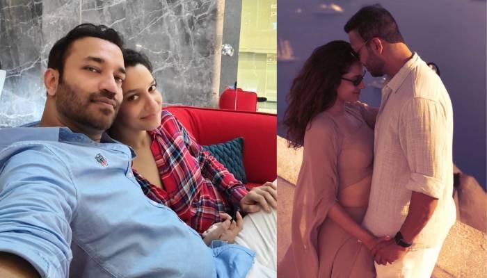 बॉयफ्रेंड विक्की जैन की गोद में बैठकर अंकिता लोखंडे ने शेयर की तस्वीर, बोलीं- 'यहां है मेरा बेबी'