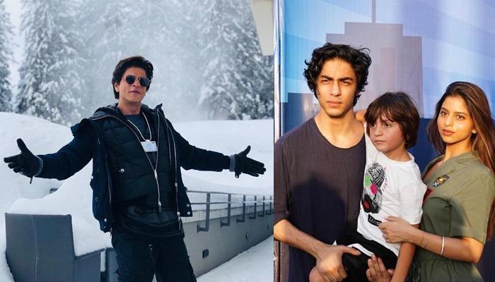शाहरुख खान ने बताया था क्यों रखा है अपने बड़े बेटे का नाम 'आर्यन', लड़की से जुड़ा है कनेक्शन