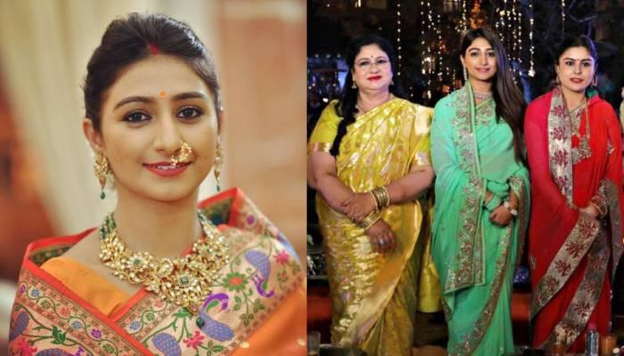 मोहिना कुमारी सिंह ने अपनी सासू मां व जेठानी संग शेयर की खूबसूरत फोटो, लिखा- 'तिकड़ी'