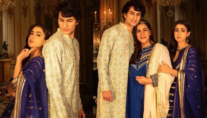 बेटे इब्राहिम और अम्मी अमृता का प्यार देख जलने लगीं सारा अली खान! फोटो शेयर कर लिखा- 'मम्मा बॉय'