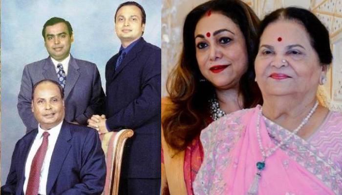 मामी टीना अंबानी ने शेयर की भांजे अर्जुन कोठारी और उनकी पत्नी आनंदिता की शादी की अनदेखी फोटो