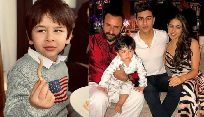 बड़े होकर तैमूर अली खान भी बनेंगे एक्टर, खुद पिता सैफ अली खान ने बताई वजह