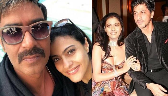 अजय देवगन तो भूल गए पर शाहरुख़ खान ने बता दी काजोल की शादी की तारीख, जानें फिर क्या हुआ था