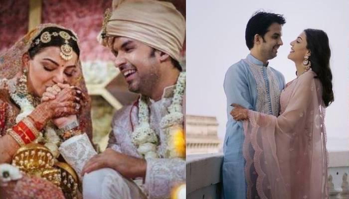 काजल अग्रवाल ने गौतम किचलू संग इसलिए रचाई शादी, इसके पीछे है एक खूबसूरत वजह