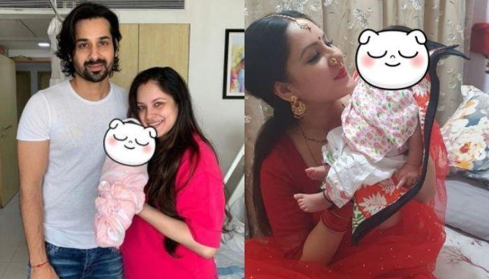 पूजा बनर्जी और कुणाल वर्मा ने अपने बेबी बॉय के लिए रखी नामकरण सेरेमनी, देखें तस्वीरें